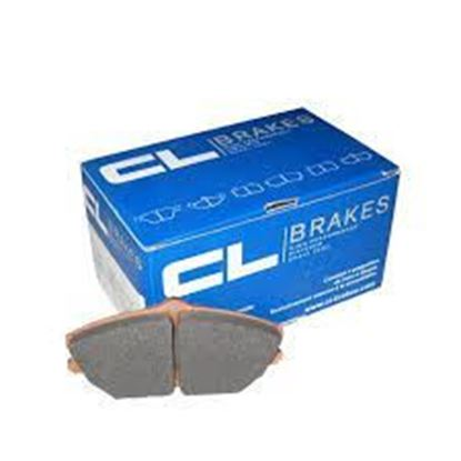 Picture of CL Brake Pads Clio 182 4026 RC6