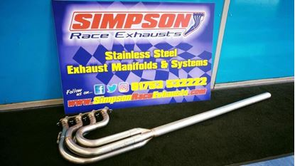 Picture of F2/Superstox Zetec Simpson Manifold