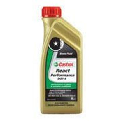 Picture of Castrol React Performance Dot 4 Brake Fluid