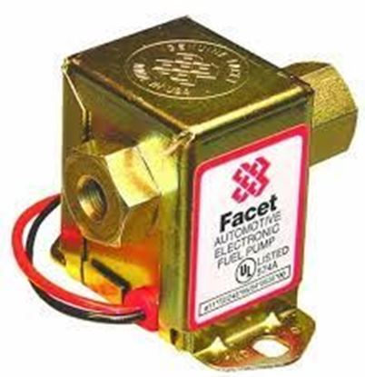 Picture of Facet 40106 Solid State Fuel Pump & Unions